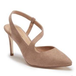 14th & Union Asymmetrical Slingback Heels